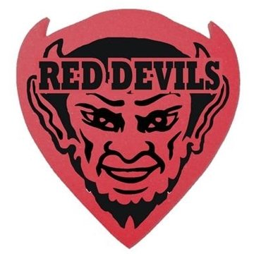 12 Demon Devil Head