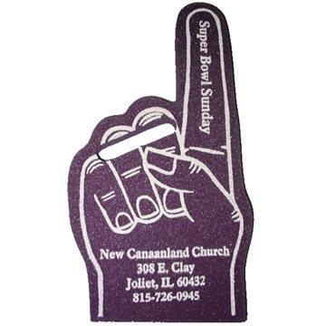 Promotional 12 Foam 1 Gripper Hand