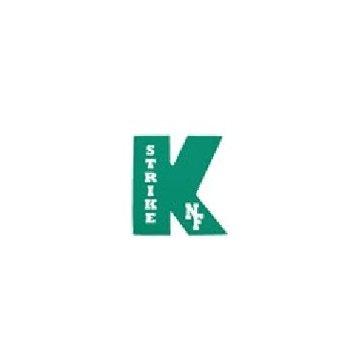 Promotional 12 Foam Strike - K / Foam Letter K