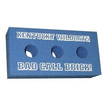 7.5'' X 3.5'' Foam Brick With 3- Holes