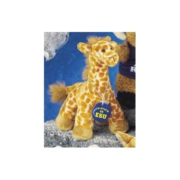 Nature Pals Giraffe Bean Bag 7 Animal