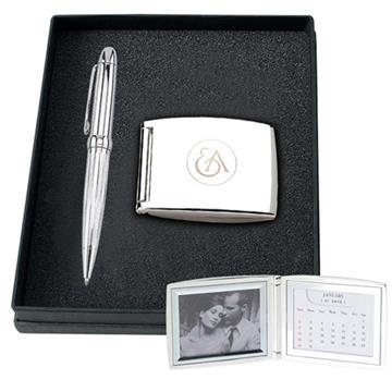 Promotional bifold-gift-set