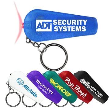 Whistle Light Key Chain