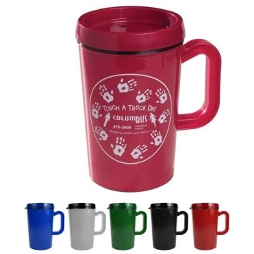 Promotional 22 oz Big Joe Insulated Mug
