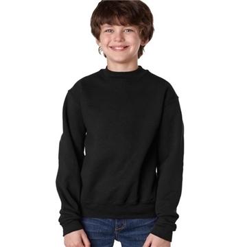 Jerzees Youth 9.5 oz Super Sweats® 50/50 Fleece Crew