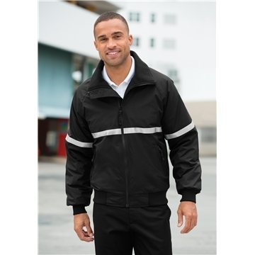 Promotional Port Authority Challenger Jacket with Reflective Taping