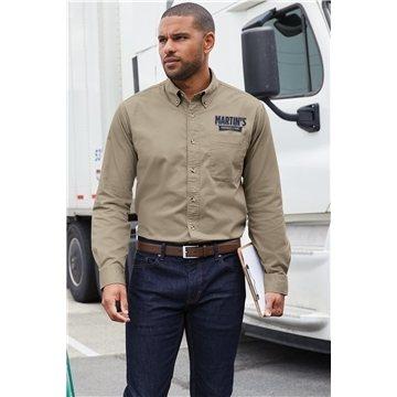 Promotional Port Authority Short Sleeve Twill Shirt