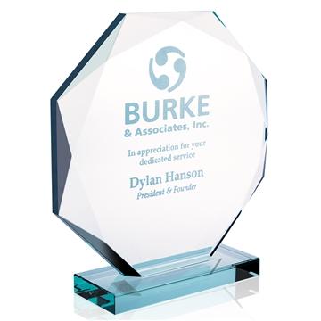 Jade Octagon Award Small