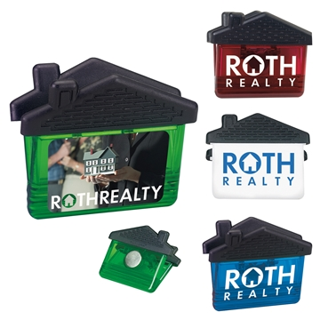 Promotional House Clip Magnet