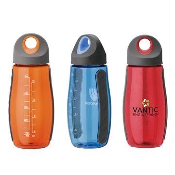 Damaso - 20 oz PETG Water Bottle--BPA-free