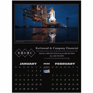 America in Space - Triumph(R) Calendars