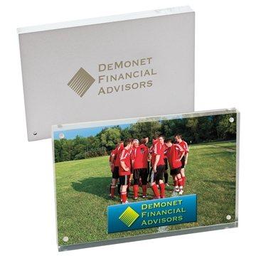 Promotional 4 x 6 Magnetic Acrylic Frame