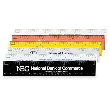Promotional Ideal 6 Pocket Ruler