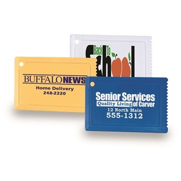 Credit Card Ice Scraper