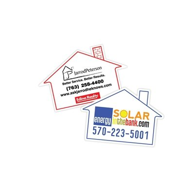 Promotional House Magnet