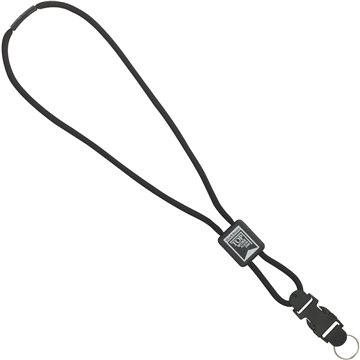 Sports Cord Lanyard With Square Slider