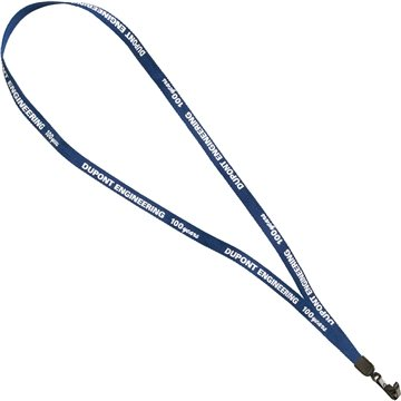 4 Hour Ship 3/8'' Cotton Lanyard