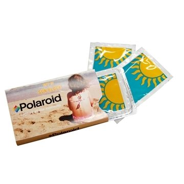 Sunscreen Packets SPF30 in Sleeve