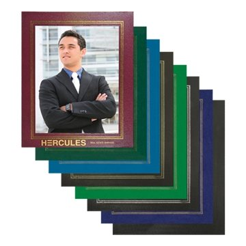 8.5'' X 11'' Leatherette Photo Frame