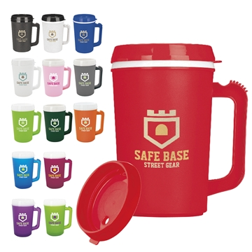 Insulated Mug - 22 oz