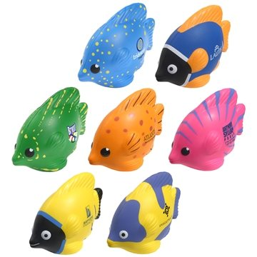 Tropical Fish - Stress Relievers
