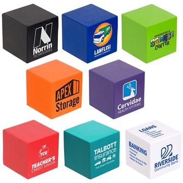 Polyurethane Cube Stress Reliever