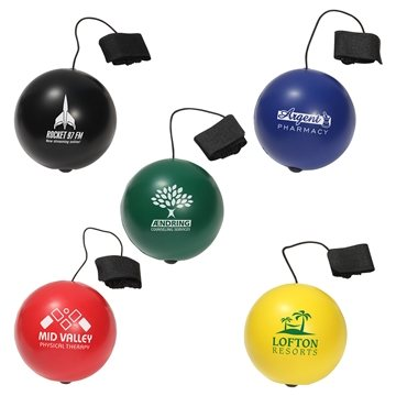 Stress Ball Yo-Yo Bungee - Stress Relievers