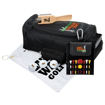 Promotional Club House Travel Kit - Wilson(R) Ultra Ultimate