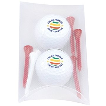 Promotional 2 Ball Pillow Pack - Wilson(R) Ultra Ultimate