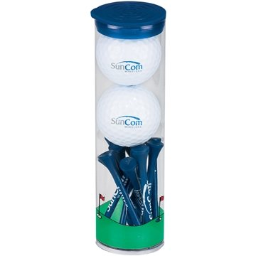 Promotional 2 Ball Tall Tube With Wilson Ultra