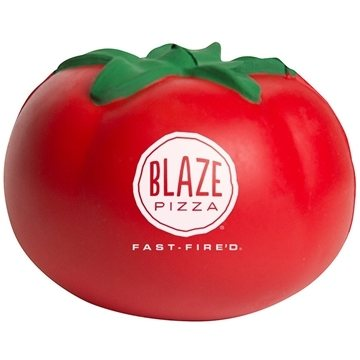 Promotional tomato-squeezies-stress-reliever