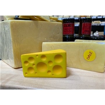 Promotional Cheese Squeezies Stress Reliever
