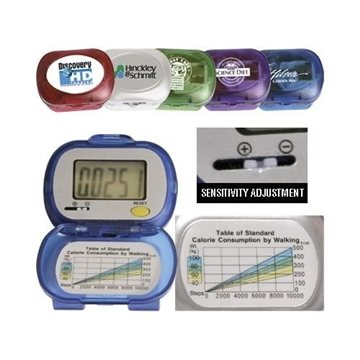 Promotional Large Digit Single Function Digital Pedometer