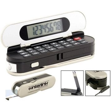 Promotional 8- Function Calculator Multi - Tool
