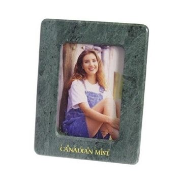 Marble 5'' x 7'' Photo Frame with Easel Back