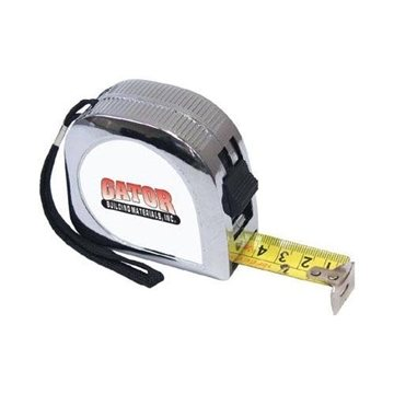 Promotional 18- ft. Tape Measure with Lock
