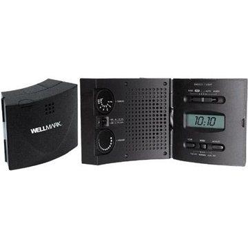 AM FM Wave Radio and Lighted Alarm Clock