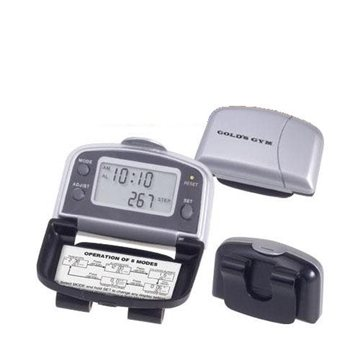 Promotional 5- Function Executive Pedometer