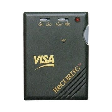 Promotional 20- Second Memo Card Recorder
