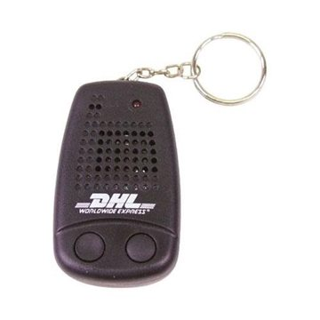 Promotional Recording Key Tag