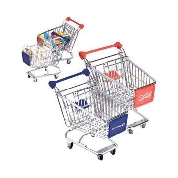 Promotional Mini Metal Shopping Cart