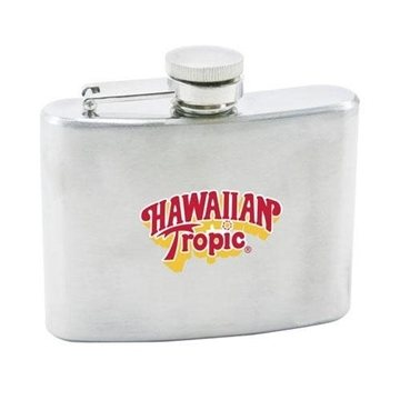 4-oz. Stainless Steel Hip Flask
