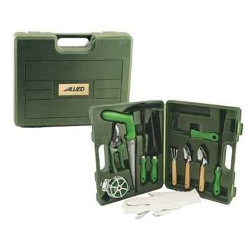 Promotional 11- Piece Gardening Set with Case