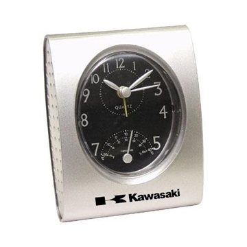 Promotional Retro Alarm Clock / Thermometer