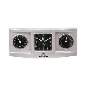 Promotional 3- Dial Weather Station Alarm Clock