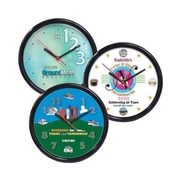 Promotional 10 Wall Clock