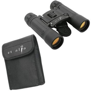 Promotional Compact 10 x 25 Binoculars with Nylon Case