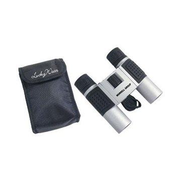 Promotional 10x25 High - Tech Compact Binoculars Nylon Case
