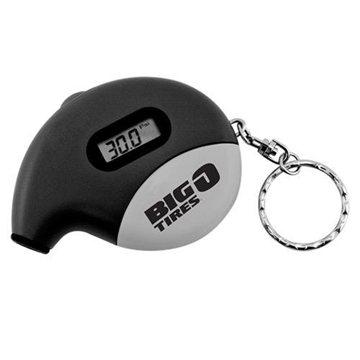 Talking Digital Tire Gauge with Key Ring