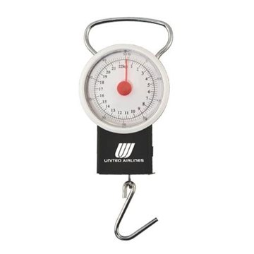 50 lb. Luggage Scale with 39'' Tape Measure